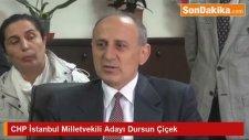 CHP İstanbul Milletvekili Adayı Dursun Çiçek