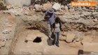 İnşaat Kazısında Tarihi Mezarlara Rastlandı