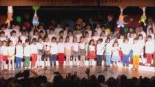 Beykent Mektebim Koleji Anaokulu 23 Nisan Gösterisi