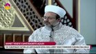 Dini Haber Analiz 17.04.2015 - Trt Diyanet