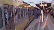 Japon Metrosu İttiricileri