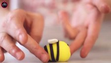 Tatlı Bir Dakika - Şeker Hamuru İle Arı Modelleme