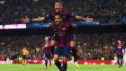 Barcelona 2-0 PSG - Maç Özeti (21.4.2015)