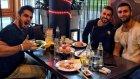 RTS VLOG #10 - Gökhan Erdogdu ve Ali Bahceci ile Preworkout Öğünü - Refeed Day - KENZO KARAGÖZ