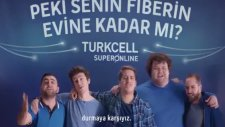 Superonline'ın Fener'e Gönderme Yaptığı Reklam