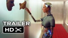 Ex Machina (2015) Fragman 2