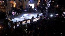 Mustafa Ceceli -Konseri Hava Çekimi