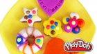 Oyun Hamurundan Rengarenk Pasta ve Kurabiyeler Yapmak