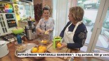 Nursel'in Mutfağı - Portakallı Bandırma Tarifi