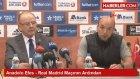 Anadolu Efes, Real Madrid'e 76-63 Yenildi