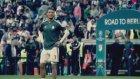 Cristiano Ronaldo'nun Şutu Küçük Taraftara Gelince..!
