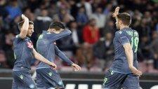Napoli 2-2 Wolfsburg - Maç Özeti (23.4.2015)