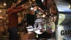 4'üncü Esnaf Şurası kahve mesleğinde sergileyen Kahvemin Tadı Yunus Çakmak'a da yer verildi.
