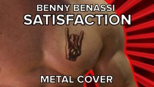 Benny Benassi - Satisfaction Overly Manly Heavy Metal Parody
