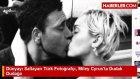 Dünyayı Sallayan Türk Fotoğrafçı Miley Cyrus'la Dudak Dudağa