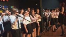 Oynaya Oynaya Gelin Çocuklar 23 Nisan Kutlamaları Fatih Mektebim Koleji