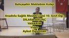 Dilara Sefunç Yanarım Bahçeşehir Mektebim Koleji Anadolu Sağlık Meslek Lisesi