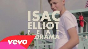 Isac Elliot - My Favorite Girl (Official Lyric Video) ft. Redrama