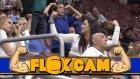 NBA'deki Kiss Cam'e Rakip 'Flex Cam'e Yansıyan Eğlenceli Görüntüler