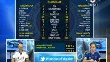 Eskişehirspor'un golü anında FB TV