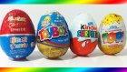 Kinder Topi Toybox Ülker Smartt Sürpriz Oyuncak Yumurtalar