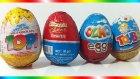 Topi Ozmo Toybox Ülker Smartt Sürpriz Yumurta Oyuncak Açımı