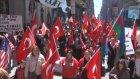 Times Meydanı'nda Şehit Türk Diplomatlar Anıldı