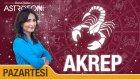 AKREP burcu günlük yorumu bugün 27 Nisan 2015