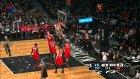 NBA'de müthiş takım oyunu ve harika smaç