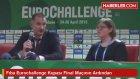 Trabzonspor MP, Son Saniye Basketiyle Avrupa Şampiyonluğunu Kaçırdı