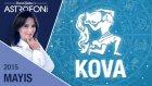 KOVA burcu aylık yorumu Mayıs 2015