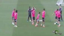 Ronaldo'dan Coentrao'ya şok hareket