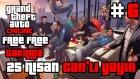 GTA V ONLİNE Bölüm 6 | 25 Nisan Can'lı Yayın