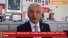 Samsunspor, Osmanlıspor Taraftarına Bilet Fiyatını 401 Lira Yaptı