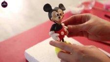 Tatlı Bir Dakika - Mickey Mouse modelliyoruz