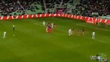 Chery'den 30 metrelik frikik golü