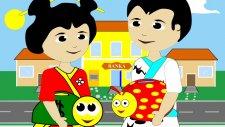 ÇOCUK ŞARKILARI - Tutumlu Ol - Kumbara - Çizge TV - Çizgi Film İzle