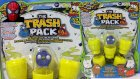 Çöps Çetesi The Trash Pack Yeni Seri 5'li Oyuncak Seti
