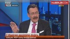 Gökçek: HDP Barajı Aşarsa Demirtaş Bağımsızlığını İlan Edecek