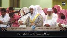 Yasser Al Dosari - Nebe ve Fecr Suresi ve Meali  720p