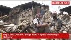 Depremle Sarsılan Katmandu'dan İha'yla Çekilen Görüntüler