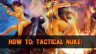 Dota 2 How to: Tactical Nuke! (Patch 6.84)