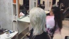 İnce Telli Kısa Saça Mikro Kaynak (Görünmez Saç Kaynağı) by Bülent Yılmaz