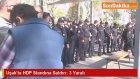 Uşak'ta HDP Standına Saldırı: 3 Yaralı