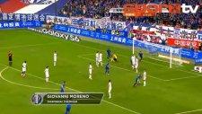 Çin süper ligi'nin haftanın en güzel golleri