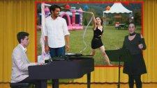 Genç Solist ve Piyanist KİRAZ MEVSİMİ Romantik Dizi Şarkısı Film Müziği Piyano Vokal Fox Tv Jenerik