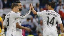 Real Madrid 3-0 Almeria (Maç Özeti)