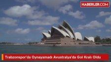 Trabzonspor'da Oynayamadı Avustralya'da Gol Kralı Oldu