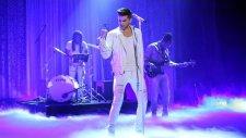 Adam Lambert - Ghost Town (Canlı Performans)
