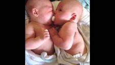 İkizlerin Emzik Mücadelesi